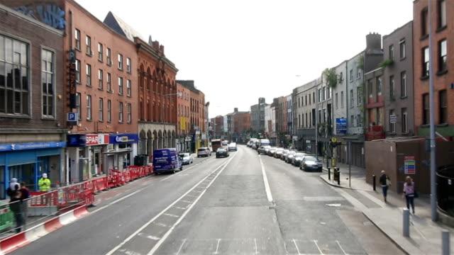 Trip through the streets of Dublin video