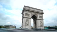 Triumphal arch, Paris video