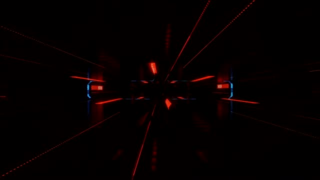 Tron Tunnel video