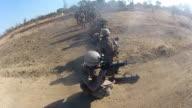 Troops In Combat video