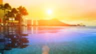 Tropical Beach Resort Paradise video