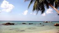 Tropical beach (HD) video
