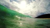 Tropical Island Atoll video