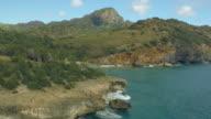 Tropical Ocean Shoreline video