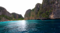 Tropical Paradise, Long Tail Boats Trip in Maya Bay, Phi Phi Islands video