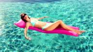 Tropical Resort Vacation. video