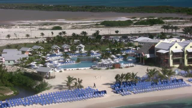 Tropical resort video