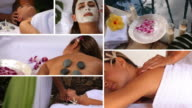 Tropical spa & Beauty, video montage video