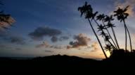 Tropical Sunset: Hawaii video