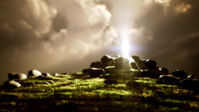 Troubled skies surround the mysterious hill revealing signs from heaven video