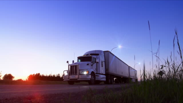 Trucking industry video