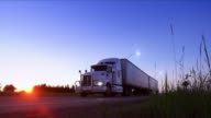 Trucking video