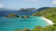 Trunk Bay, St John, USVI video