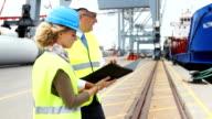 Trustworthy port control for important shipments video