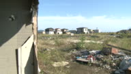 Tsunami hit Japan video