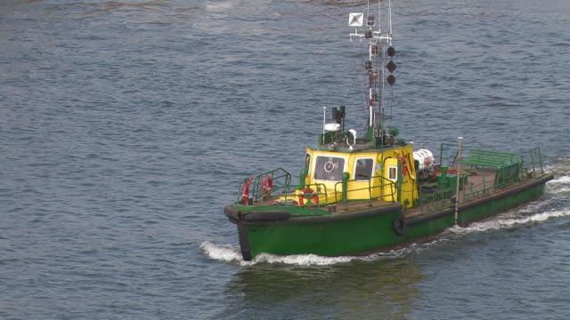 tugboat video