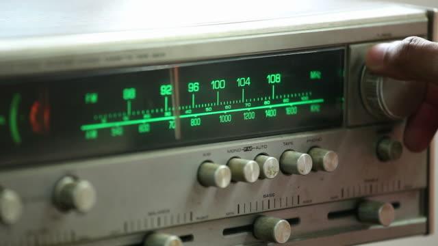 Tuning into Radio station video