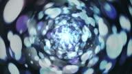 Tunnel Balls, Loop video