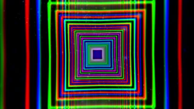 Tunnel Creative Vj Boxes video
