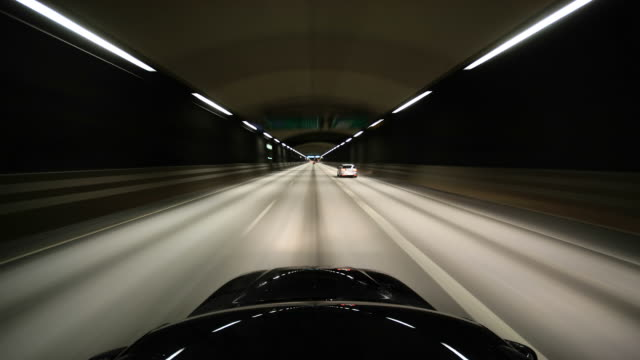 Tunnel Drive (Time-Lapse) video
