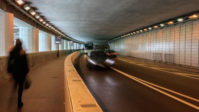 Tunnel Monte-Carlo Of Monaco video