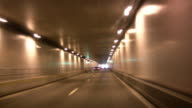 Tunnel to whiteout video