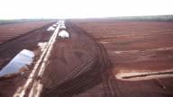 Turf mining field video