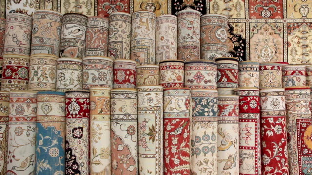Turkish carpets video