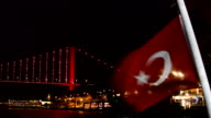 Turkish flag video