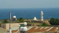Turkish Military Base at Famagusta, Northern Cyprus video