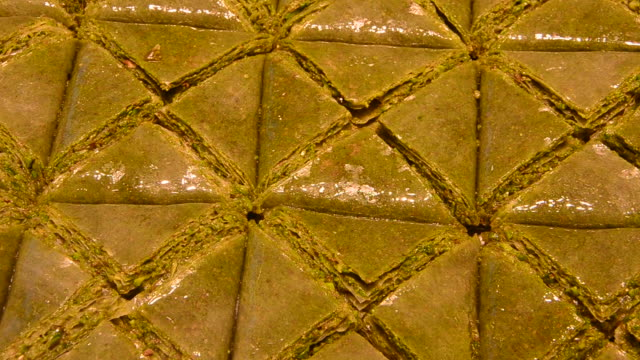 Turkish traditional taste baklava types video