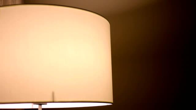Turn On - Turn Off Table Lamp video