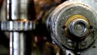 Turning gear video