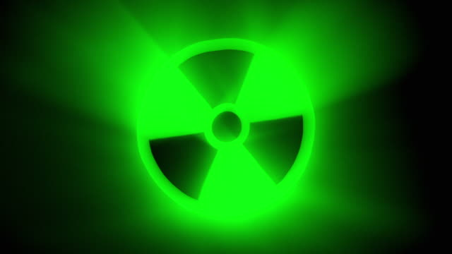 Turning Green Nuclear Sign video