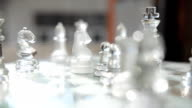 turning: pawn is a center on a broad video