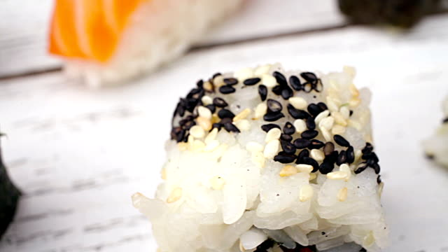 Turning Sushi video