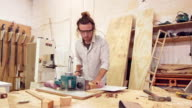 Turning wood into beautiful furniture designs video