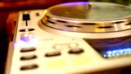 DJ Turntable video