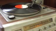 Turntable video