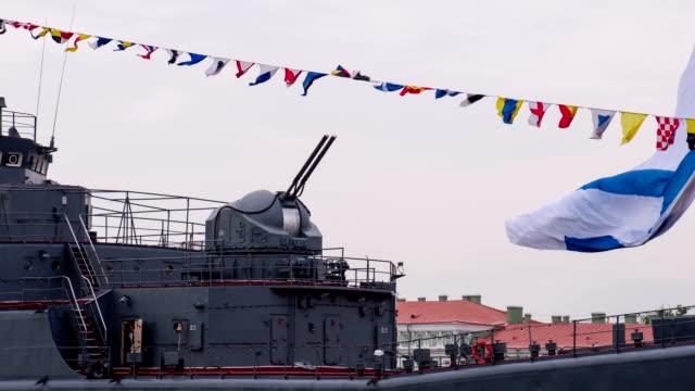 Turret Gun Warship video