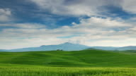 tuscan landscape time lapse video
