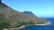 Twelve Apostles  - Aerial View - Western Cape,  South Africa video