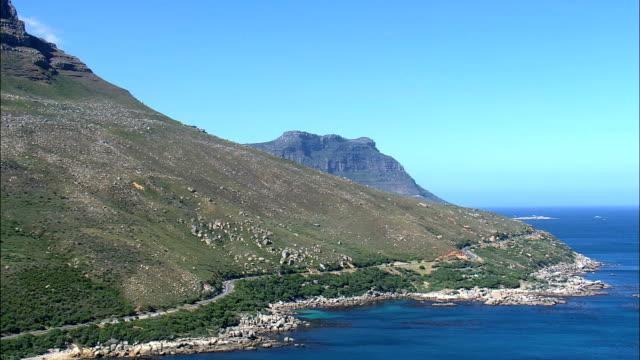 Twelve Apostles  - Aerial View - Western Cape,  South Africa video