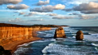 Twelves Apostles Timelapse video