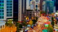 Twilight Seoul City video