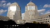 Twin Towers of Cincinnati Ohio  - CINCINNATI, OHIO USA video