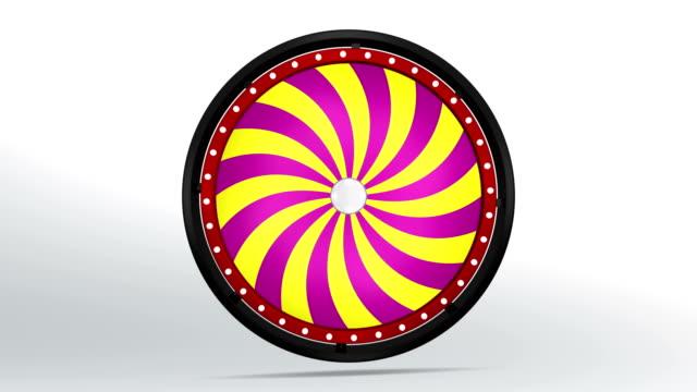 twirl style in wheel fortune video