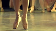 Two Ballet Dancers video