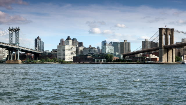 Two Bridges New York City video