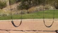 Two Empty Swings video